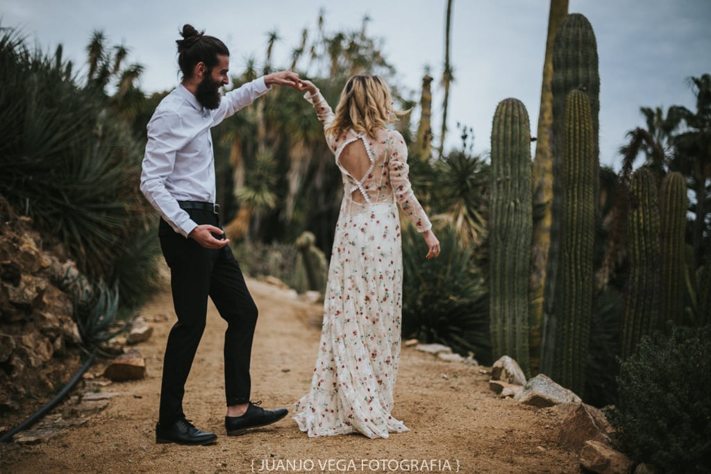 EDITORIAL BOHO WEDDING