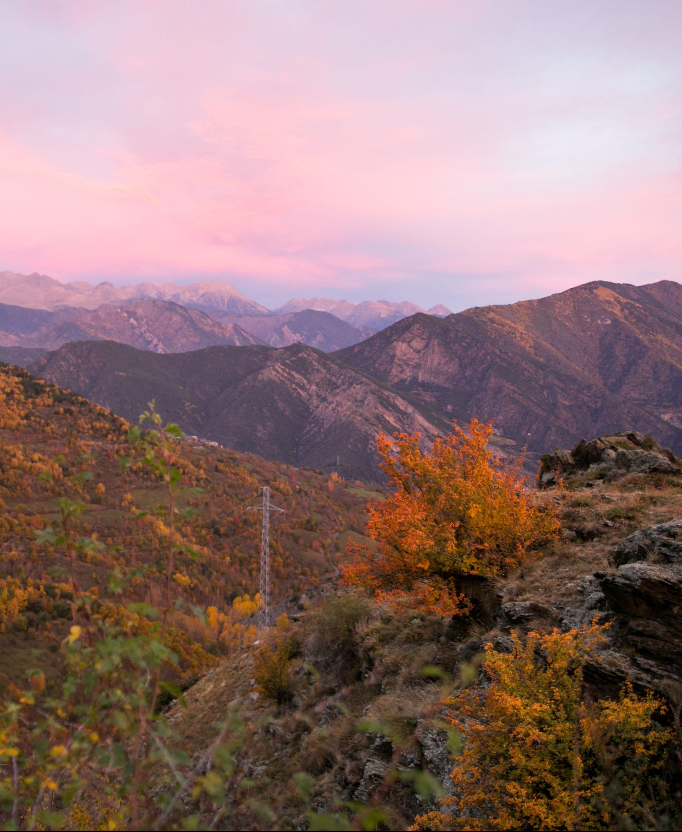 Retiro fotográfico Pirineos. Taller de fotografía