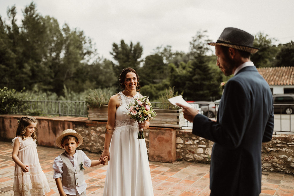 wedding at Can Ribas. Natural wedding in Barcelona and Girona. Juanjo vega Barcelona wedding photographer