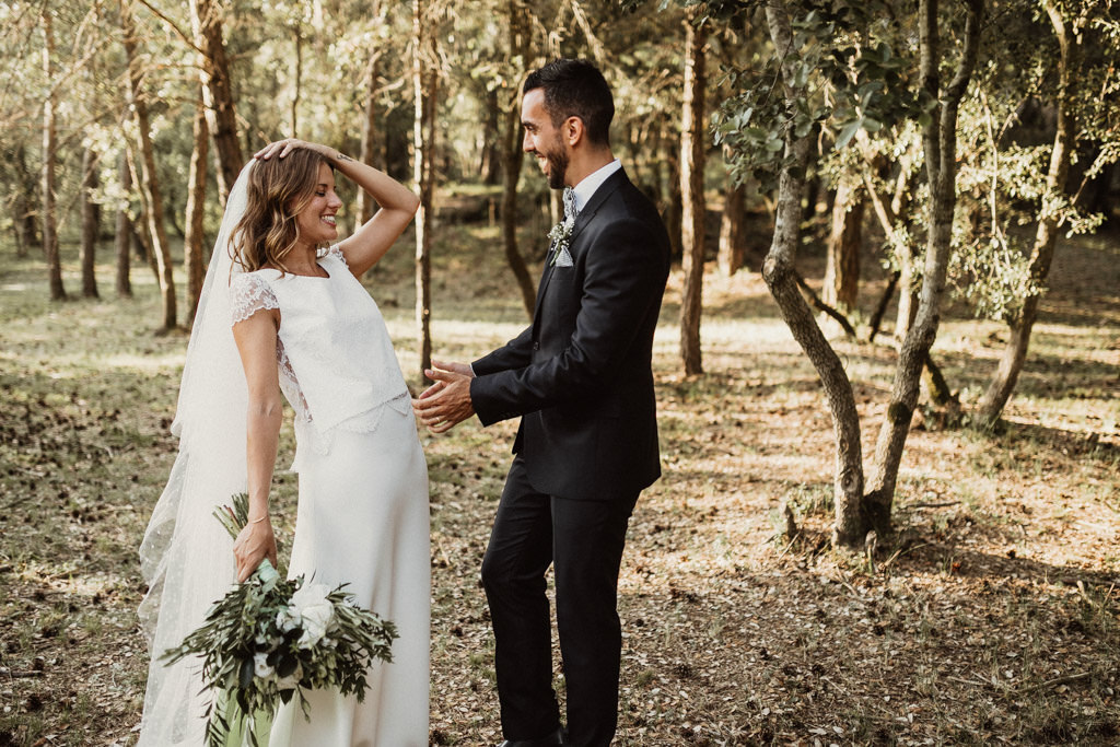 - COUTRY HOUSE WEDDING IN BARCELONA -