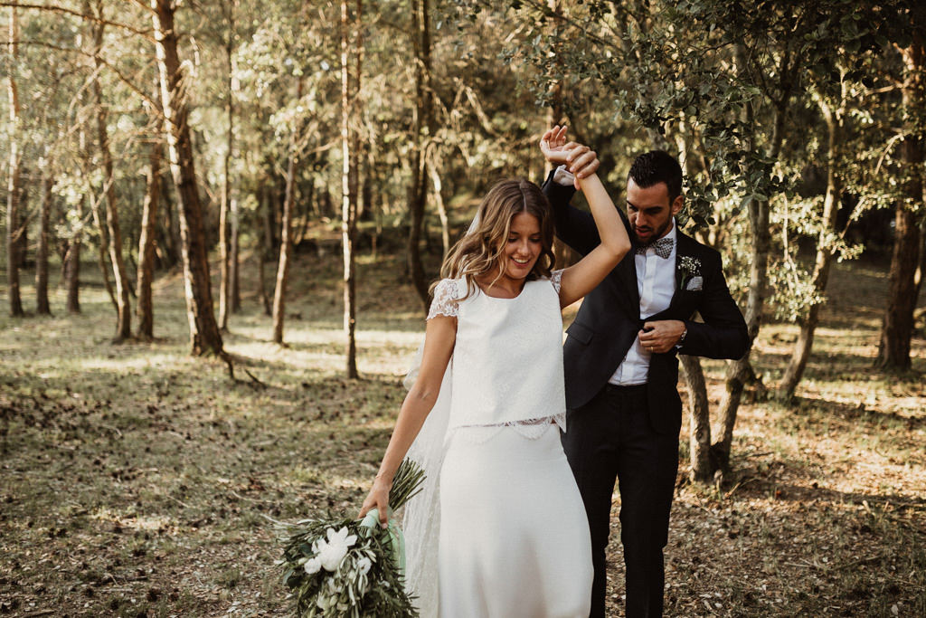Bouquet country house wedding in Barcelona | Destination wedding photographer | Juanjo Vega, photographer in a country house weddings Barcelona (Spain).