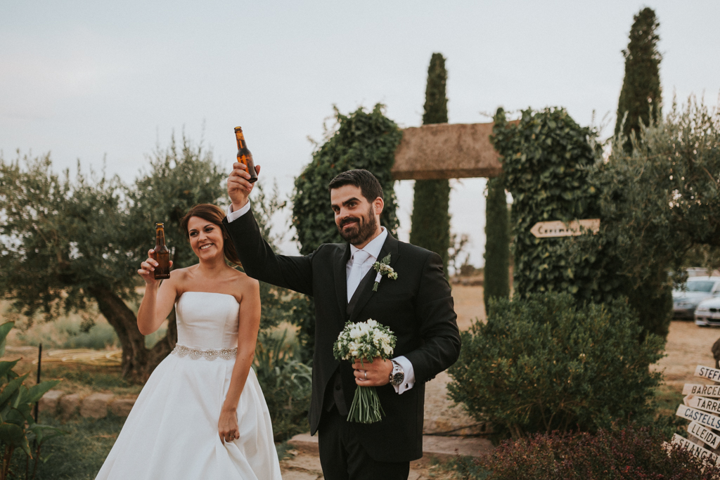 - WEDDING AT ELS ARQUELLS COUNTRYHOUSE -