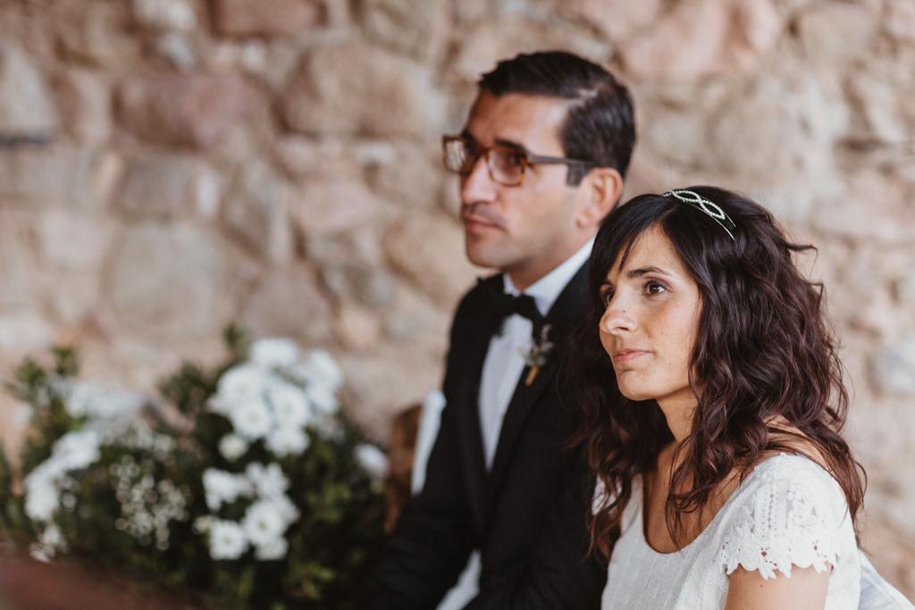 Fotografies delicades d'un casament a Can Riera de la Pineda, Barcelona | Juanjo Vega, Fotògraf casaments delicats a Barcelona