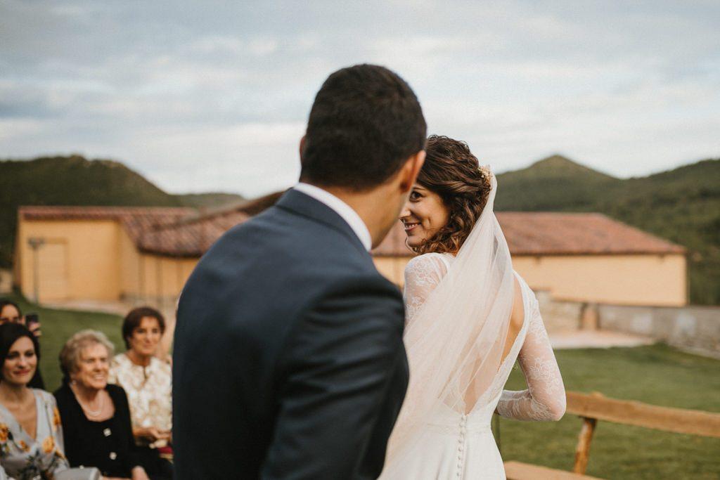 Fall wedding in Barcelona, in Ca n'Alzina | Getting married autumn in Ca n'Alzina, Barcelona | Juanjo Vega, fall wedding photographer in Spain