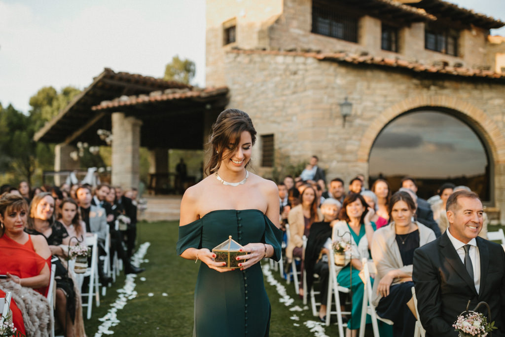 Fall wedding in Barcelona, in Ca n'Alzina | Getting married autumn in Ca n'Alzina, Barcelona | Juanjo Vega, fall wedding photographer in Spain