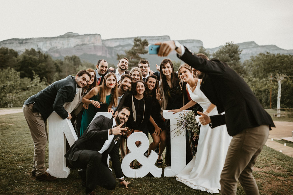 Informal wedding at Les Tallades | Juanjo Vega, informal wedding photographer in Barcelona