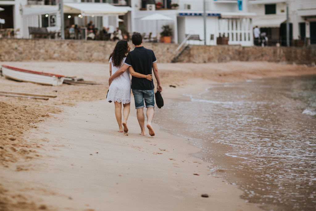COSTA BRAVA PREWEDDING