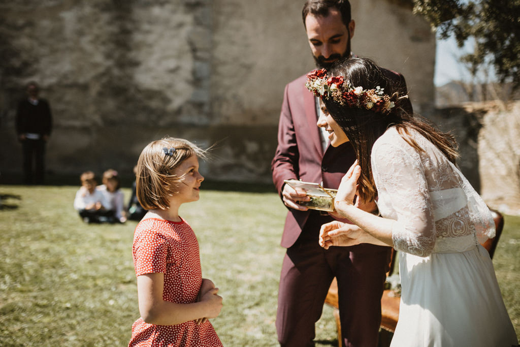 Mediterranean wedding album in Barcelona in the heart of nature at Casa Cerdà | Juanjo Vega, Mediterranean outdoor wedding photographer in Barcelona.
